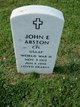 Profile photo:  John E. Abston