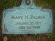 Mary H. Palmer