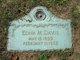 """Profile photo:  Edna """"Donnie"""" <I>Donahue</I> Davis"""