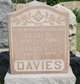 Harriet <I>Evans</I> Davies