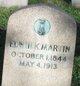 Edwin K Martin
