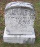 "Amanda Melissa ""Mandy"" <I>Miller</I> Davis"