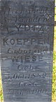 Profile photo:  Lydia <I>Wiese</I> Koeppen