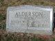Bertha May <I>Sturgis</I> Alderson