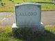 Pvt Edward W Allord