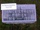 James Edmund O'Brien