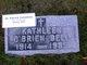 Kathleen <I>O'Brien</I> Bell