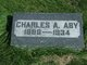 Profile photo:  Charles Albert Aby