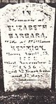 Elizabeth Barbara <I>Ohl</I> Campbell