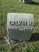 Profile photo:  Calvin Miller Lewis