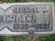 Profile photo:  George Washington Hayberger