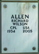 Profile photo: Corp Richard Wilson Allen
