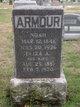 """Elizabeth Anna """"Eliza"""" <I>Ramsey</I> Armour"""