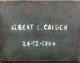 Albert Edward Calder