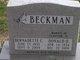 Donald O. Beckman Sr.