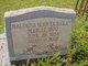 """Lucy Maudena """"Maude"""" <I>Hoover</I> Bailey"""