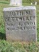 Ruth M Dettweiler