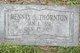 Dennis S Thornton