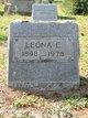 Leona Elizabeth <I>Fritsche</I> Beadle