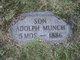 Profile photo:  Adolph Munch