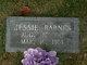 Profile photo:  Jessie Barnes