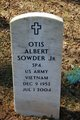 Otis Albert Sowder, Jr