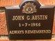 John Gerald Austin