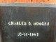Charles D Morgan