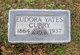 Eudora <I>Yates</I> Curry