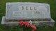 Bertie Jane <I>Goff</I> Bell