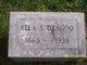 Profile photo:  Ella P. <I>Shick</I> Dragoo