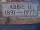 Profile photo:  Abbie Olive <I>Kimball</I> Barnes