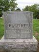 Profile photo:  Agnes L. <I>Morehouse</I> Bartlett