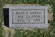 Mary Edith Gould