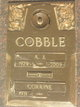 Profile photo:  A. J. Cobble