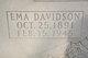 Ema <I>Davidson</I> Cullins