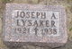 Joseph Aldus Lysaker
