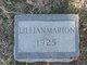 Lillian Marion Hansen