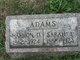 Profile photo:  Harmon O. Adams