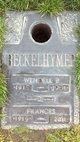 Frances Elizabeth <I>Hooper</I> Beckelhymer