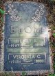 Profile photo:  Virginia C. Blom