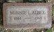 Minnie L Albee