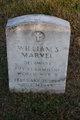 Pvt William S Marvel