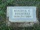 Minerva Caroline <I>Musgraves</I> Rountree