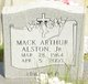 Profile photo:  Mack Arthur Alston, Jr