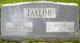 "Albert Lloyd ""Lloyd"" Taylor"