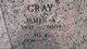 James Alvin Gray