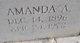 Amanda <I>Adamson</I> Abell