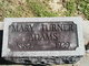 Profile photo:  Mary <I>Turner</I> Adams