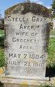 Stella Gray <I>Aker</I> Aker